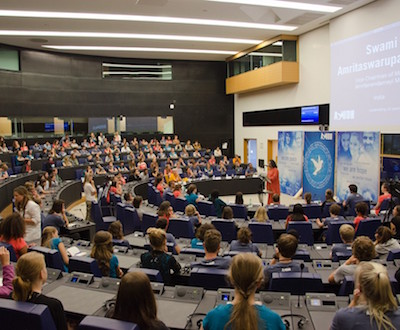 AYUDH's 12th European Youth Summit 2016 – 'One World. One Home.'