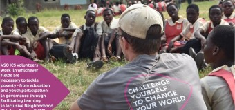 Apply for the 2016 Q4 VSO ICS Volunteering Programme (For Nigerians)