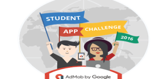 Google AdMob Student App Challenge 2016