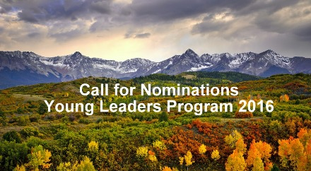 Call For Nominations: 2016 Young Leaders Program- Aspen Institute