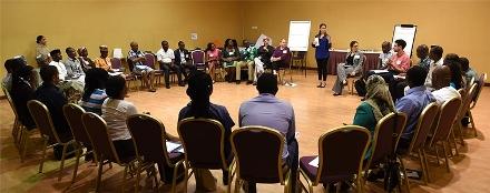 Generation Change Fellowship Program 2016 -Kenya