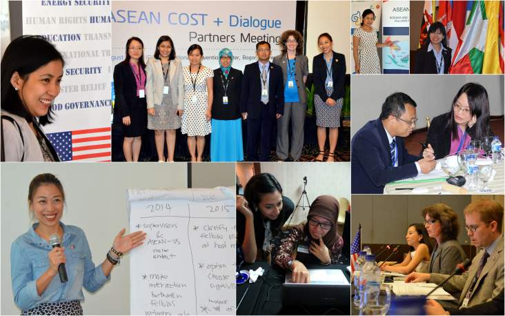 ASEAN-U.S. Science and Technology Fellows Program 2016