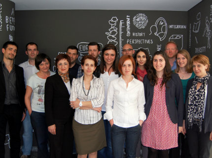 2016 Balkan Fellowship for Journalistic Excellence