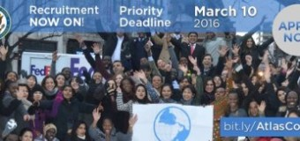 Fully-Funded Atlas Corps Fellowship 2016 (USA & Colombia)
