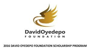2016 David Oyedepo Foundation Scholarship Program