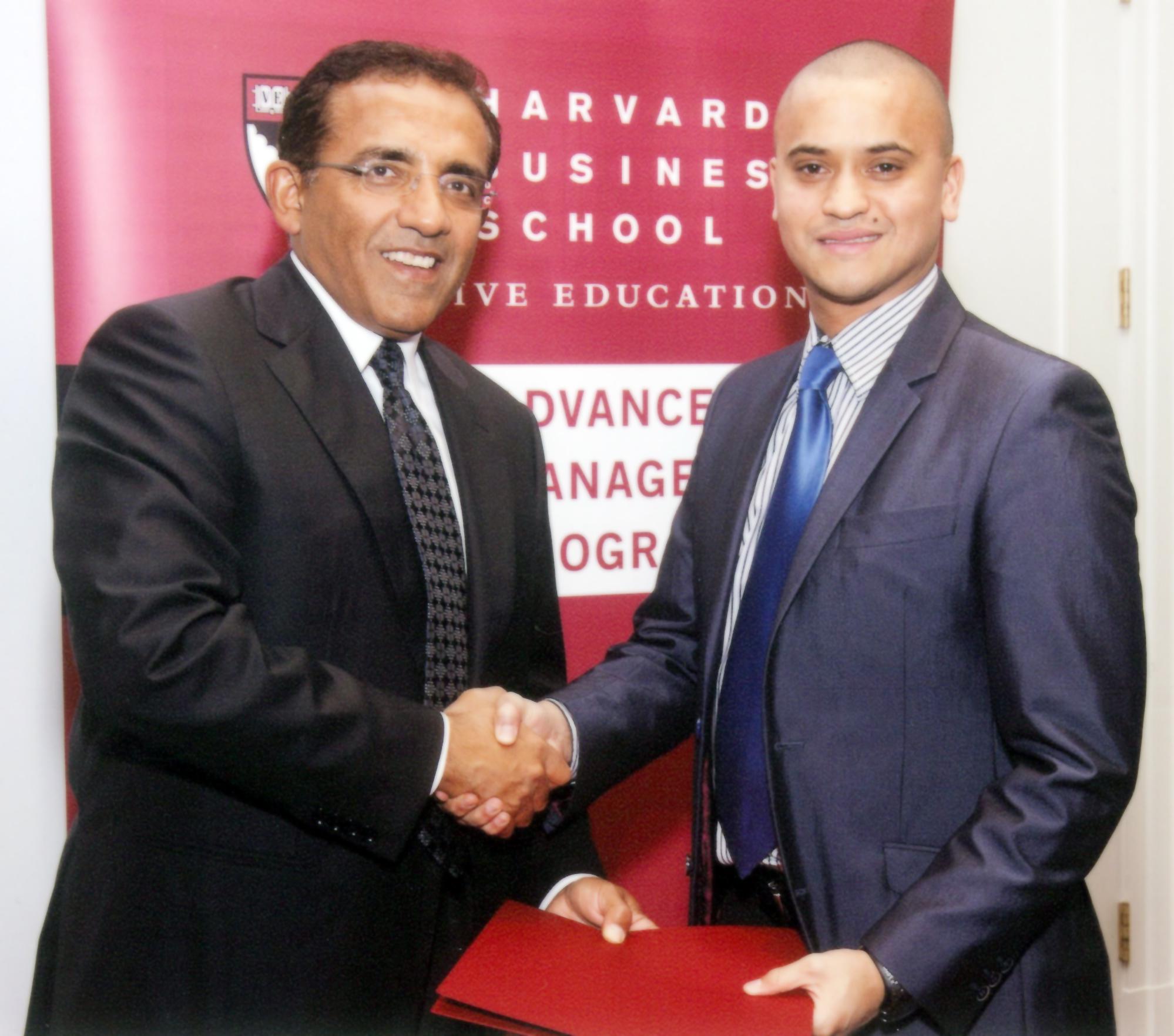 2017/18 Harvard South Africa Fellowship Program (Funding Available)