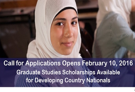 Joint Japan/World Bank Graduate Scholarship Program 2016 For Developing Country Nationals (Fully-Funded)
