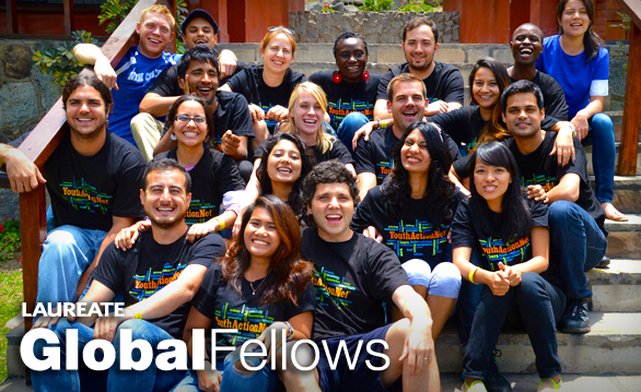 YouthActionNet Laureate Global Fellowship 2016 for Young Changemakers – San Jose, Costa Rica (fully-funded)