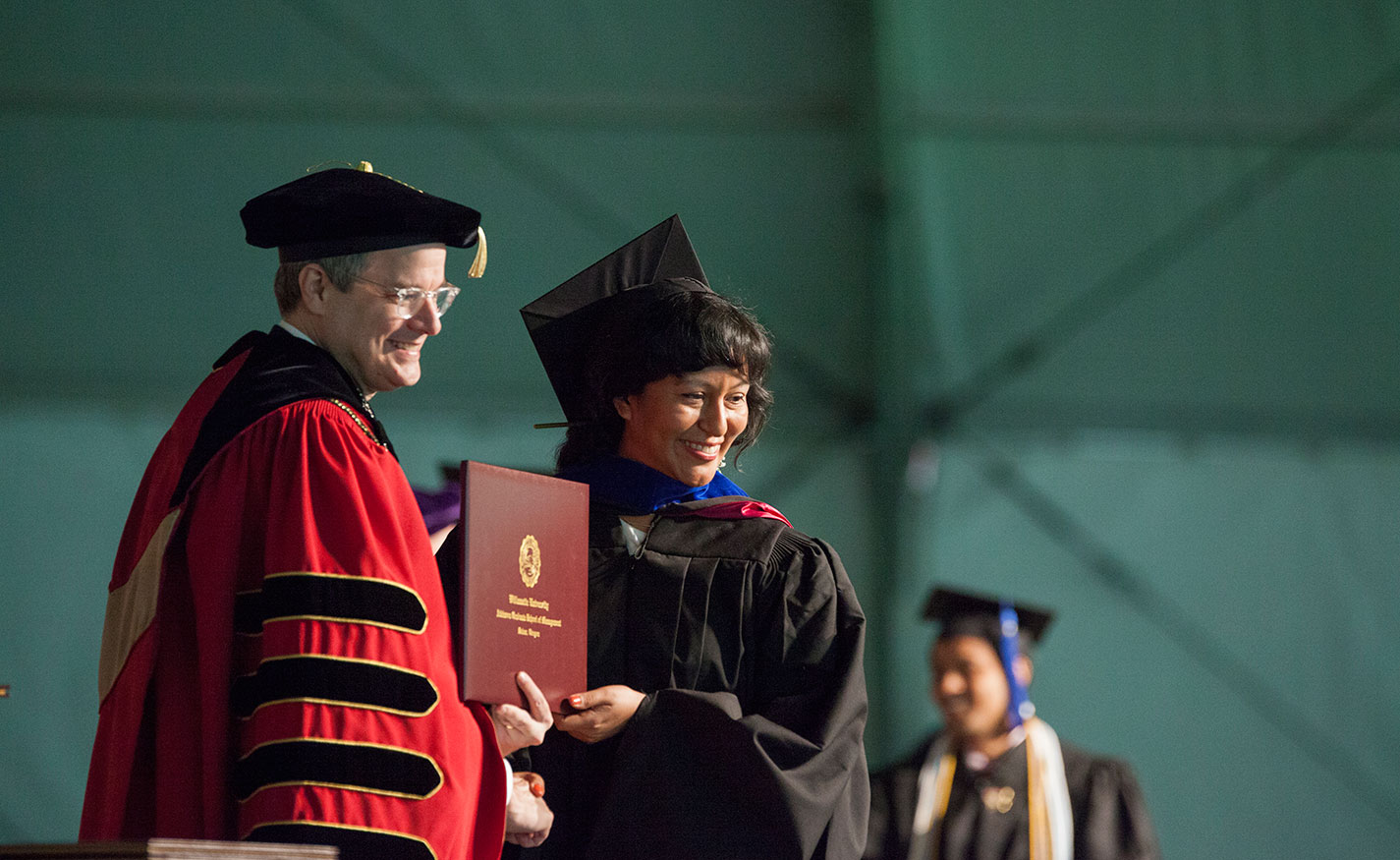 2016 Willamette MBA Global Diversity Scholarship