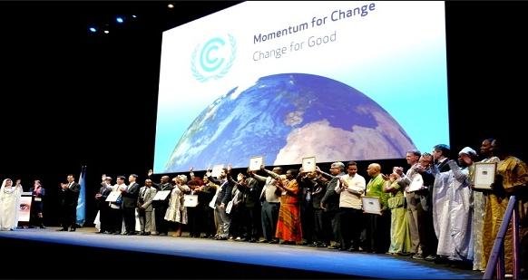 Momentum for Change Awards 2016 – Win a trip to Morocco for UNFCCC!