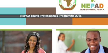 NEPAD Young Professionals Programme 2016