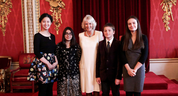 Queen's Commonwealth Essay Competition 2016 for Young People