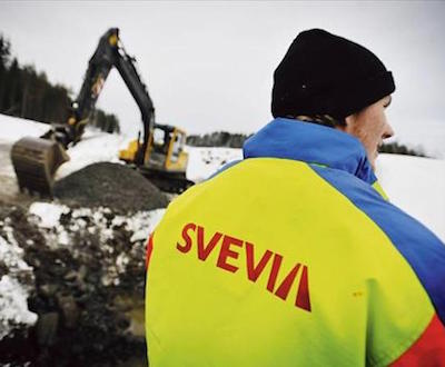 Win a Day as an Engineer at Svevia and 5000 SEK – Stockholm