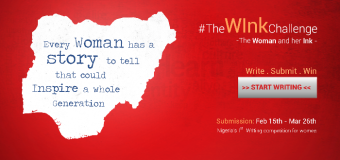 #TheWInkChallenge Writing Competition for Women
