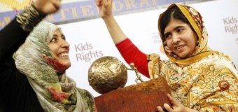 Nominate for the International Children's Peace Prize