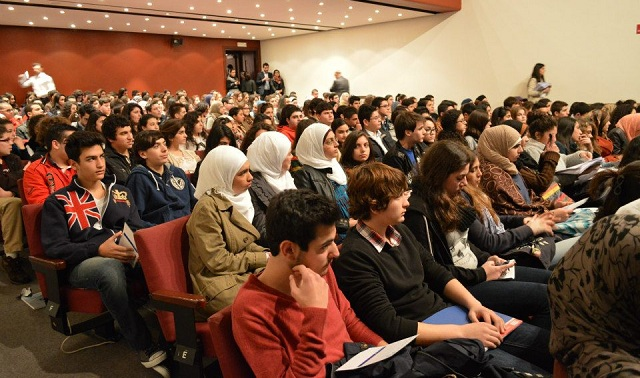 EU/MENA Regional Youth Exchange Programme on Gender Equality 2016