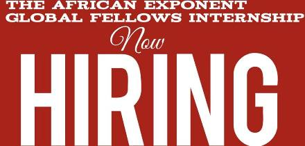 The African Exponent Global Fellows Journalistic Internship 2016