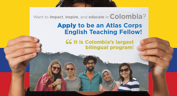 Atlas Corps English Teaching Fellowship 2016 (All Expenses Paid)