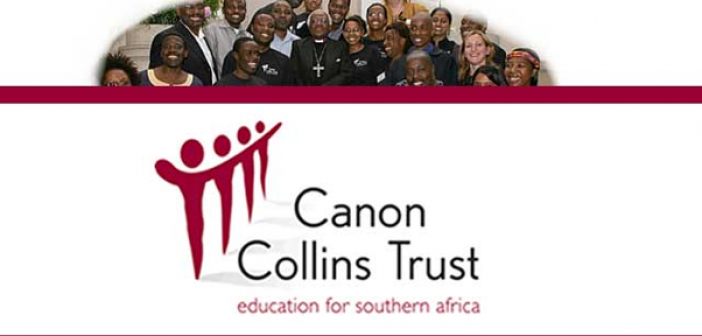 Canon Collins Masters Scholarship 2016 For Southern Africans to Study in the UK (Fully-Funded)