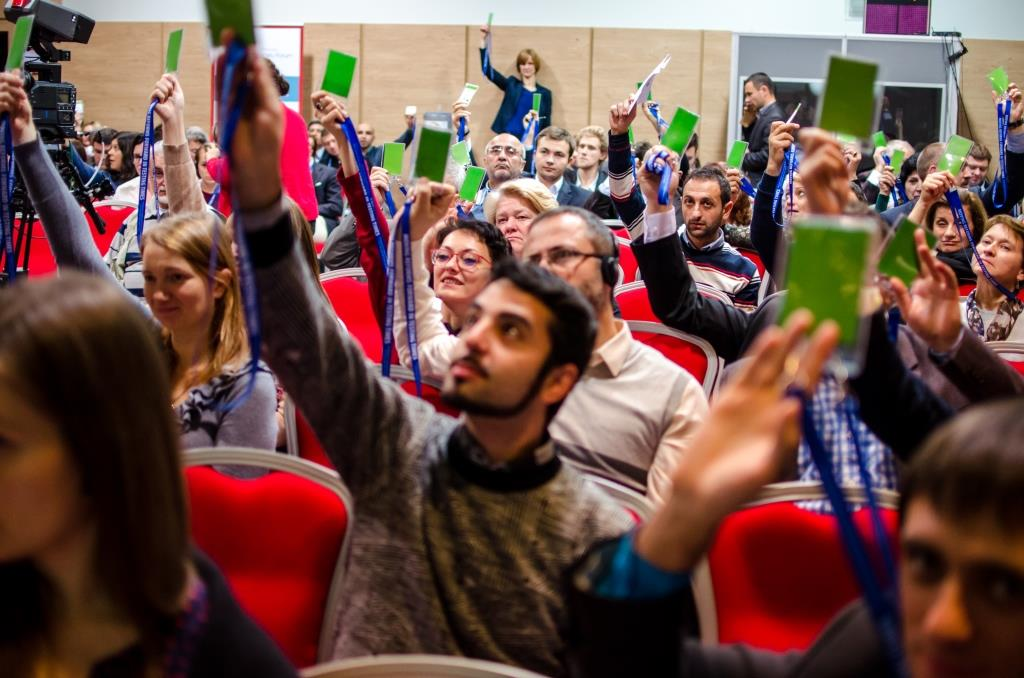 Participate in the 8th EaP CSF Annual Assembly – Belgium (Funded)