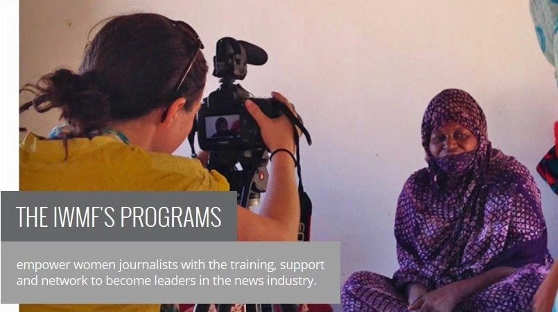 IWMF/African Great Lakes Reporting Fellowship