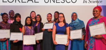 L'Oreal – UNESCO for Women in Science Sub-Saharan Africa Fellowships 2016