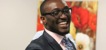 Teminioluwa Ajayi from Nigeria/USA is the OD Young Person of the Month – March 2016