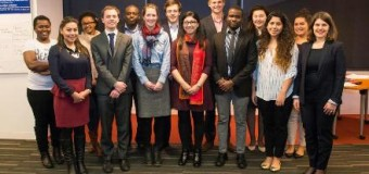 World Bank Group Analyst Program 2016