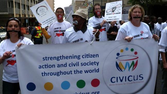 CIVICUS Active Citizens Photography Competition 2016