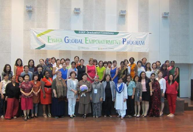 2016 Ewha Global Empowerment Program – Seoul, South Korea (Funded)