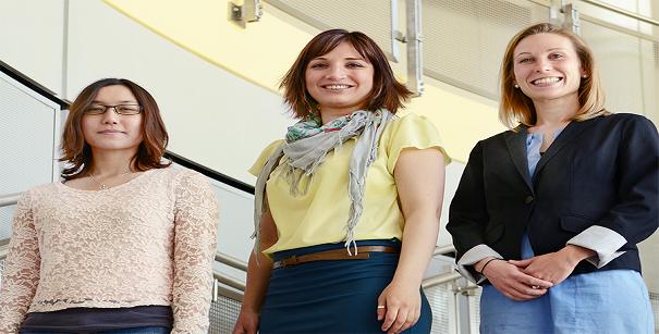 2016-2017 Microsoft Research Women's Fellowship