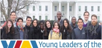 Young Leaders of the Americas Initiative (YLAI) Professionals Fellows Program 2016 (Fully-funded)