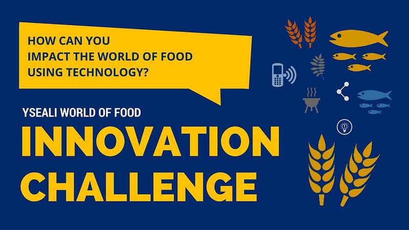 2016 World of Food Innovation Challenge (Get a Trip to Singapore and USA)