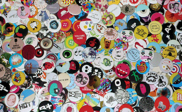 12th Annual Stereohype Button Badge Design Competition 2016