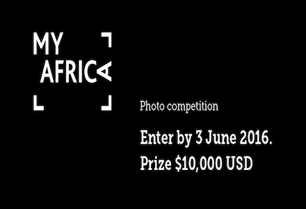 Mo Ibrahim Foundation's MyAfrica Photo Competition ($10,000 USD Award)