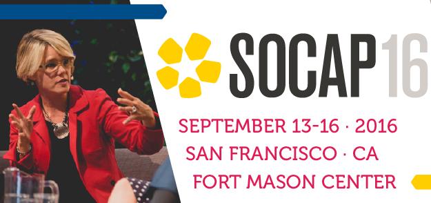 Full Scholarships to Attend SOCAP16 For Social Entrepreneurs- San Francisco, USA