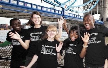 University of Westminster International Postgraduate Scholarships 2016