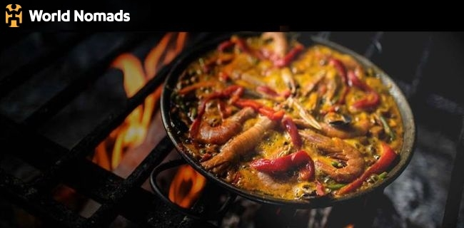 World Nomads Food Travel – Win 1 of 3 Spanish Food Adventures!