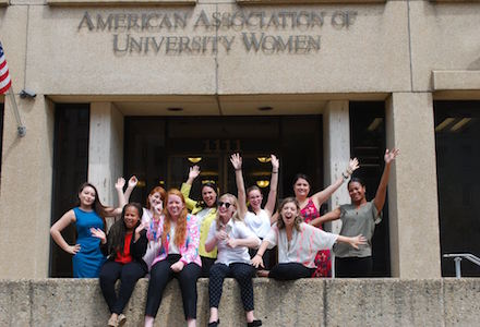 AAUW Fellowships and Grants 2017-18