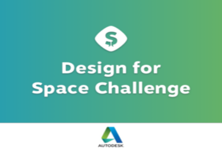 Autodesk – Design for Space Challenge 2016