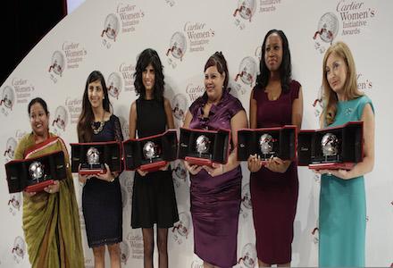 Cartier Women's Initiative Awards 2016– Win $20,000 in Funding