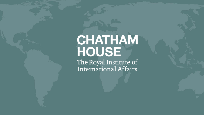 Chatham House West Africa Global Health Leaders Fellowship 2016 – London, UK (fully-funded)