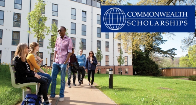 2016-2017 Commonwealth Scholarships for Masters Students
