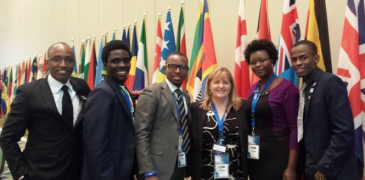 Join the Commonwealth Students Association 2016
