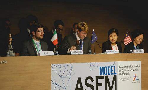 Apply for the 7th Model Asia-Europe Meeting (ASEM) – Ulaanbaatar, Mongolia