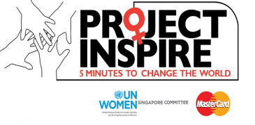 Project Inspire 5 Minutes to Change the World 2016