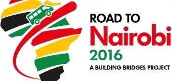Road to Nairobi 2016 For Youth Entrepreneurs