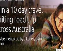 World Nomads Travel Writing Scholarships 2016 -Win 10 Day Writing Road Trip Across Australia