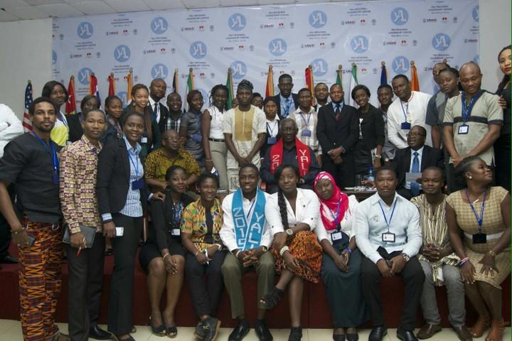 YALI RLC West Africa Emerging Leaders Program – Accra, Ghana