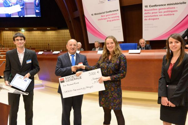 European Drug Prevention Prize 2016 – Prize Money of €5,000!
